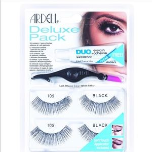 🆕 | Ardell | Eyelash 105 Deluxe Kit | Black Lash